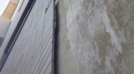 東日本大震災で大量剥落原因は地震はじゃなかった